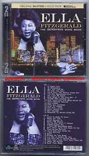 "ELLA FITZGERALD ""Gershwin Song Book"" (2 CD) 2010 NEUF"