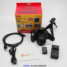 Panasonic Lumix DMC-FZ60 16.0MP Digital Camera *8GB eyefi SD card is included!*