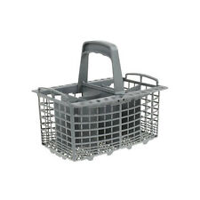 Grey Universal Dishwasher Cutlery Basket 230mm x 180mm x 220mm