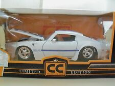 JADA - COLLECTOR'S CLUB - 1972 PONTIAC FIREBIRD TRANS AM - 1/24 DIECAST