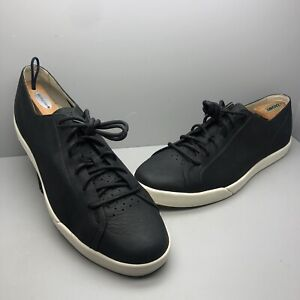 Men's Cole Hann Size 13 Blk Suede Sneakers New Fast Shipping!