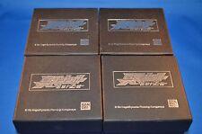 DISCOUNT! 4 SET Bandai Premium Crystal Cube Mazinger series Popy Bullmark
