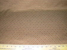 ~15 5/8 YDS~DIAMOND HARLEQUIN DOTS~EMBROIDERED UPHOLSTERY FABRIC FOR LESS~