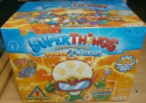 Full Box 50 packets SuperThings Secret Spies Series 7. 50 Individual SuperThings