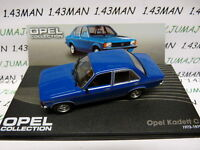OPE61R voiture 1/43 IXO eagle moss OPEL collection : KADETT C berline 4 p 73/79