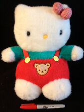 BIG VINTAGE STYLE BABY SANRIO Hello Kitty Plush from Japan-ship free