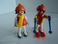 18155 Playmobil écharpe Rouge Vintage