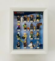 Display Frame for Lego Harry Potter Series 1 minifigures 71022 no figures 28cm