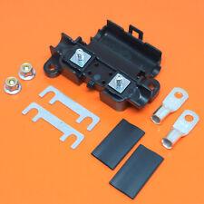 Heavy Duty Midi voiture porte-fusible avec 80 Amp bande Fusible bornes & thermorétractables