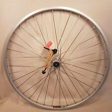 "Sun CR-18 Box Rim 26"" 36hole Mountain Bike  Deore Hub Front Wheel"
