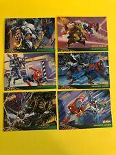 1995 Fleer Ultra Spiderman Trading Cards
