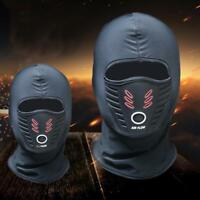 Cold Weather Windproof Thermal Fleece Neck Warm Balaclava Waterproof Face Mask R