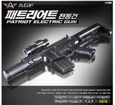 New Academy Patriot AUTOMATIC ELECTRIC Gun Airsoft Gun FN Toy #17408 Kit Model