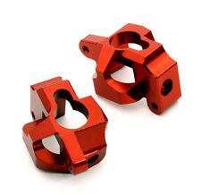 T8700RED Integy Billet Caster Blocks(2)for HPI 1/10 Bullet MT & Bullet ST