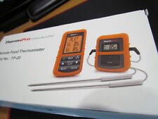 ThermoPro TP-20 Wireless Remote Digital Thermometer Dual Probe Cooking Meat