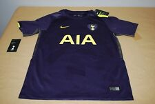 Nike Tottenham Hotspur Youth 2017/18 Third Soccer Jersey Purple - Large