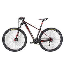 """Full Carbon Fiber MTB Bike 30 Speed Oil Brake 29er 11.5kg Bicycle 15.5""""/17""""19"""""""