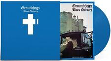 GROUNDHOGS LP Blues Obituary BLUE Vinyl 50th Anniversary Ltd w/ BONUS IN STOCK