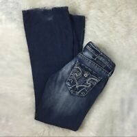 Big Star Size 27 Sweet Ultra Low Rise Bootcut Jeans