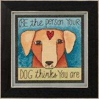 Be the Person - Mill Hill Sticks - Cross Stitch Kit - ST15-2011