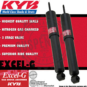 MAZDA 3 BK 07/2007-03/2009 REAR (PAIR) KYB EXCEL-G SHOCK ABSORBERS
