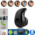 Mini Wireless Bluetooth 4.1 Stereo Invisible In-Ear Headphone Headset Earpiece