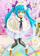 Vocaloid Hatsune Miku Winter Renewal Figur Kawaii Anime Manga Japan Taito + OVP