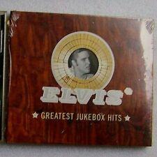 """Elvis Presley   """"Greatest Jukebox Hits"""" CD  1997   Pre-owned  NEVER OPENED"""