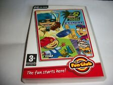 PC Spiel-Rocket Power: Extreme Arcade Games-PC Fun Club