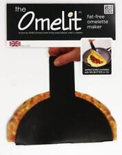 Fat Free Omelette Maker The Omelit 20cm No Oil Or Butter Non Stick Omlette