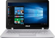 NEW ASUS Q304UA-BHI5T11 2-IN-1 13.3'' FHD TOUCH LAPTOP i5-7200U 6GB 1TB WIN10