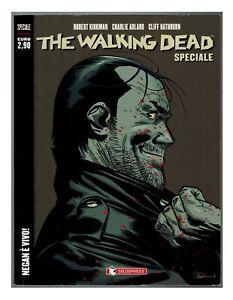 The Walking Dead Speciale Negan e' Vivo Kirkman Adlard Saldapress 2020