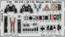 Mirage III E for kit KINETIC MODEL