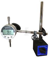 Igaging 35 510 Digital Indicator Amp 80 Lb Magnetic Base