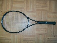 Prince EXO3 Black 100 head 4 5/8 grip Tennis Racquet
