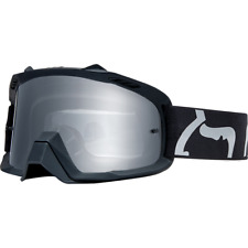 Fox Racing 2019 Black Air Space Race Goggle Motorcycle Off Road MX ATV 21815-001