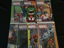 ULTIMATE MARVEL TEAM-UP #1, 2, 3, 4, 5, 10, 13 VFNM Condition