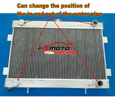 ALUMINUM radiator FOR UNIVERSAL HQ HJ HX HZ HOLDEN H Series Inc GTS MONARO & WB