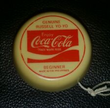 GENUINE RUSSELL COCA COLA COKE 1970'S BEGINNER YO-YO YOYO YO YO BRAND NEW