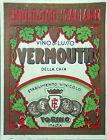 """Liquori -VERMOUTH DELLA CASA """"ENOLOGICO DELLA CASA"""" >>> Etichetta-> vintage"""