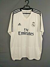 Real Madrid Jersey Training Xxl Shirt Adidas Football Soccer Cw8666 ig93