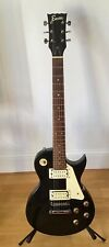 ENCORE LES PAUL STANDARD ELECTRIC GUITAR IN GOOD HONEST CONDITION +GIGBAG+STRAP