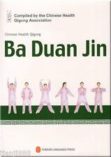 Chinese Health Qigong: Ba Duan Jin (With DVD) (English Ed.)