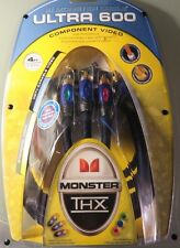 Monster Cable Ultra 600 4ft Component Video THX Certified  (B1)