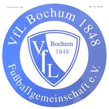 VfL Bochum Auto- Aufkleber 22,5 cm groß Logo Bundesliga Fussball #600