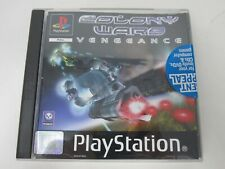 Colony Wars: Vengeance - Sony PS1 Playstation 1 (PAL) Game
