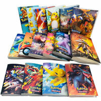 Pokemon Cards Album Binder Folder Book List Collectors 240 Cards Capacity Holder