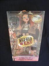 RARE MGA Entertainment Yasmin Wild Wild West Bratz Doll Box is not mint