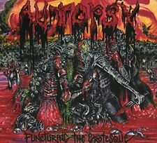 Autopsy - Puncturing The Grotesque [CD]