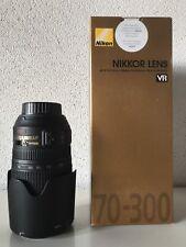 NIKKOR AF-S VR ZOOM-NIKKOR 70-300mm f/4.5-5.6G IF-ED